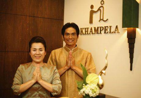 タイ古式マッサージのセラピスト