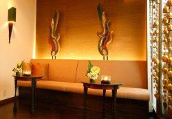 タイ古式マッサージスパの雰囲気を感じれる